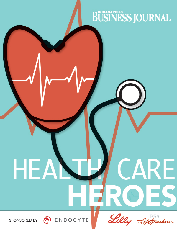 Healthcare Heroes Cover